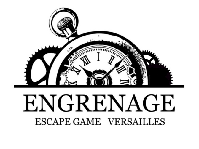 Logo Engrenage Escape Game