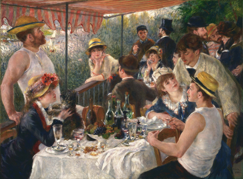 Pierre-Auguste_Renoir_-_Luncheon_of_the_Boating_Party©Google_Art_Project