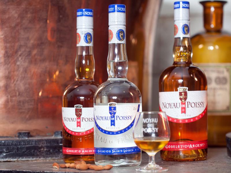 Visite guid e de la distillerie du noyau de poissy dans for Visite dans les yvelines
