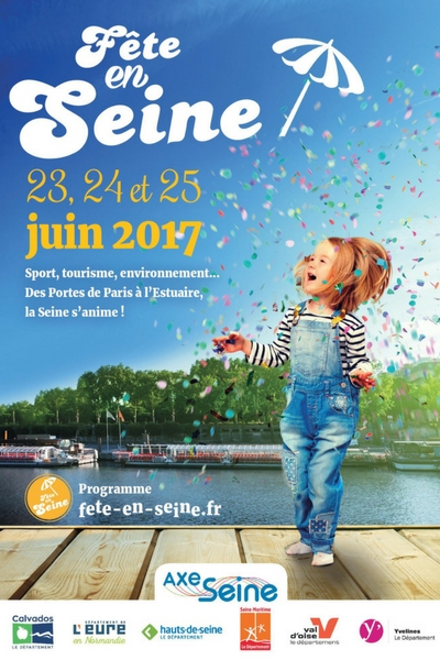 F te en seine weekend d 39 animations et d 39 v nements autour for Sortir yvelines week end