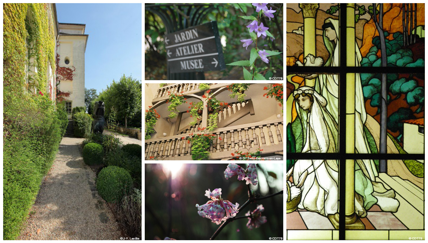 Visiter saint germain en laye ville royale yvelines - Office du tourisme saint germain en laye ...