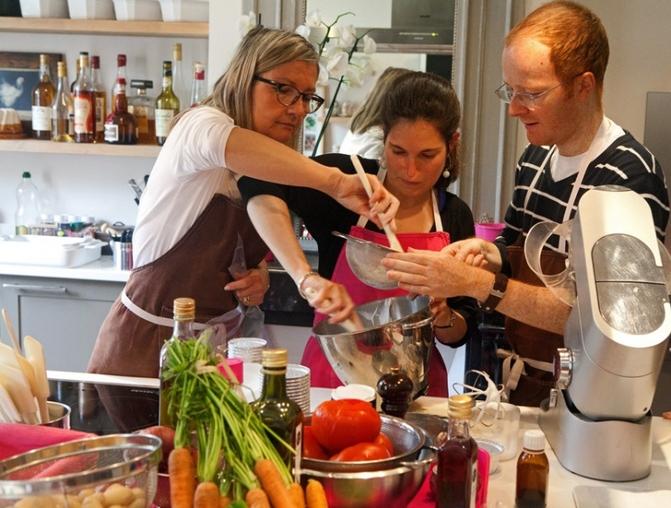 L Atelier De Cuisine De Patricia A Versailles Yvelines Tourisme