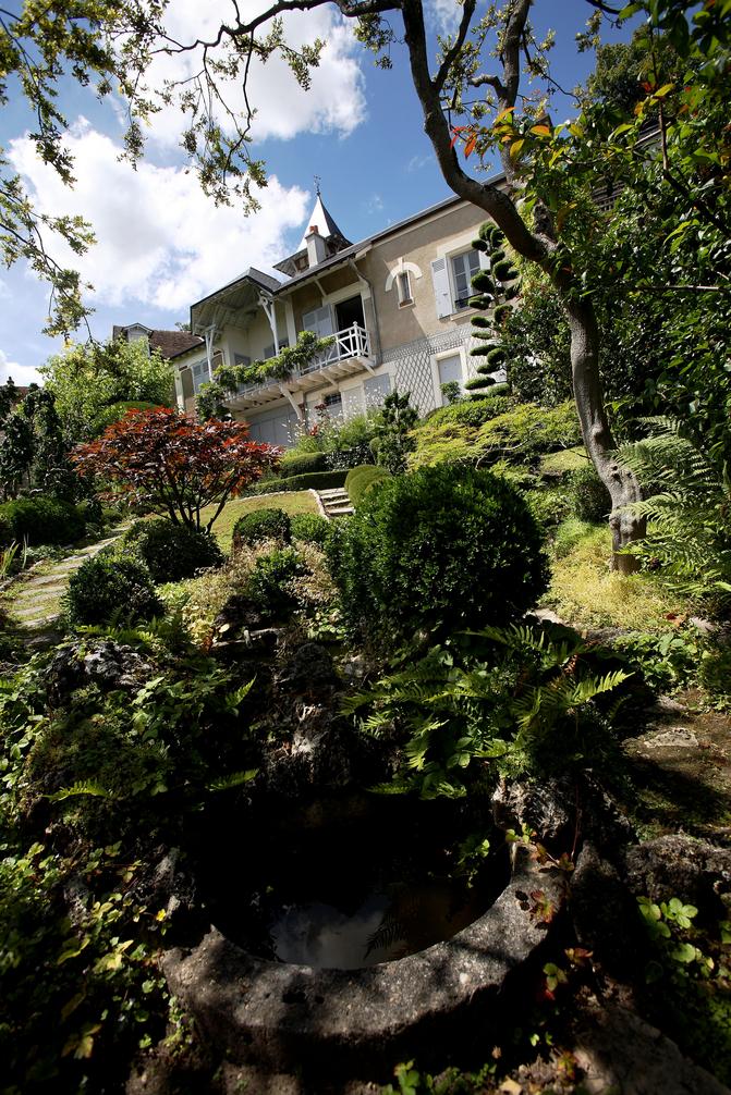 Visite comment e maison maurice ravel montfort l 39 amaury for Visite gratuite dans les yvelines