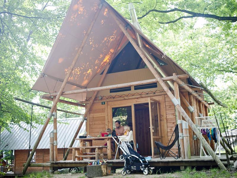 Camping yvelines campings huttopia ou classiques for Ou sortir dans le 78