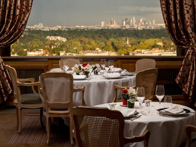 Diner royal au pavillon henri iv saint germain en laye - Office du tourisme saint germain en laye ...