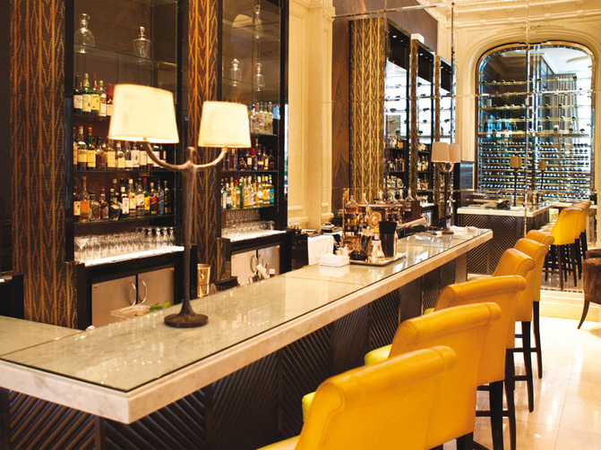 Bar Trianon Palace Versailles
