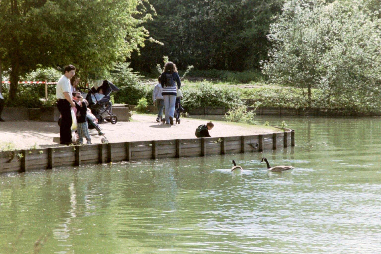 Parcs et for ts des yvelines yvelines tourisme for Yvelines sortir