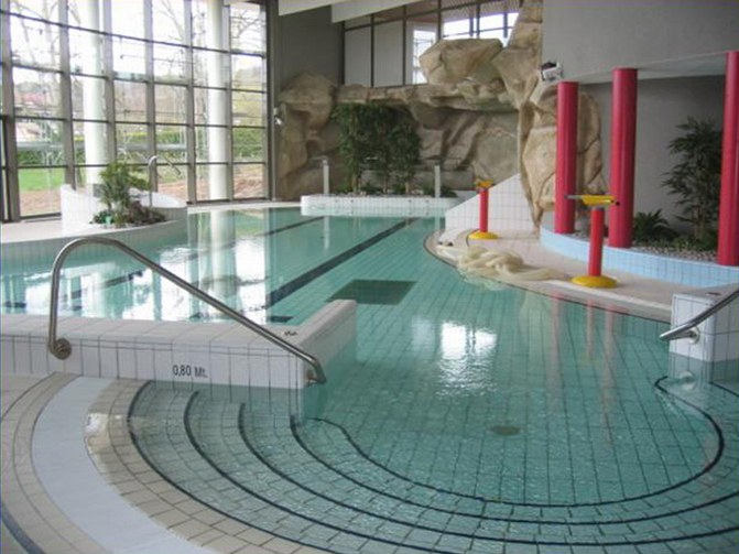 Espace forme du centre intercommunal alex jany chevreuse for Piscine yvelines