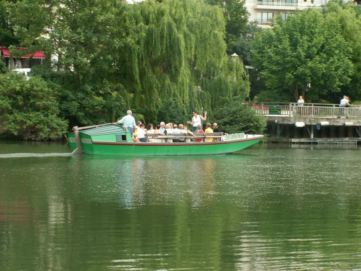 bateau le d nicheur chatou yvelines tourisme