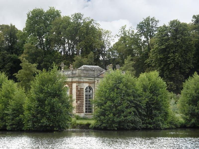 Parc et jardins du ch teau de dampierre yvelines tourisme for Chateaux yvelines visites