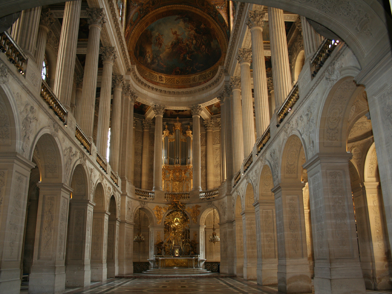 Preview for Chateau de versailles interieur