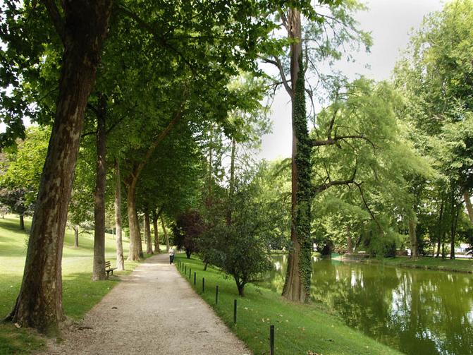 Poissy couleur d automne yvelines tourisme for Parc yvelines visiter
