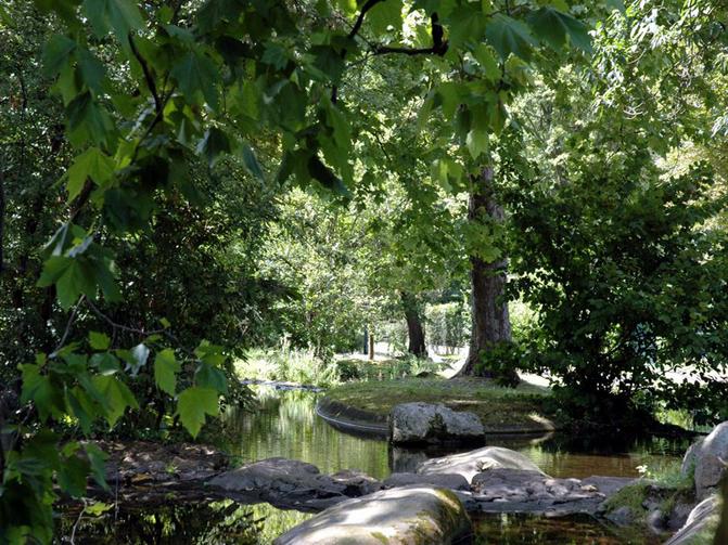 Ville parc du v sinet yvelines tourisme for Parc yvelines visiter