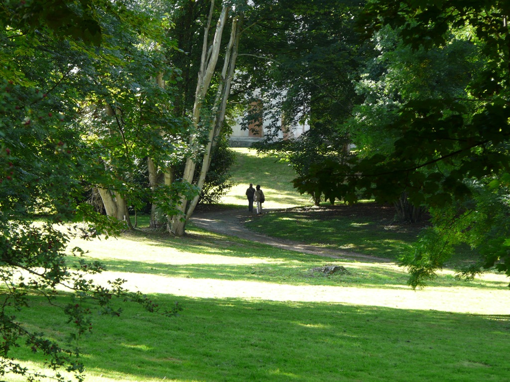 Promenade dans le d sert de retz chambourcy yvelines for Visite gratuite dans les yvelines