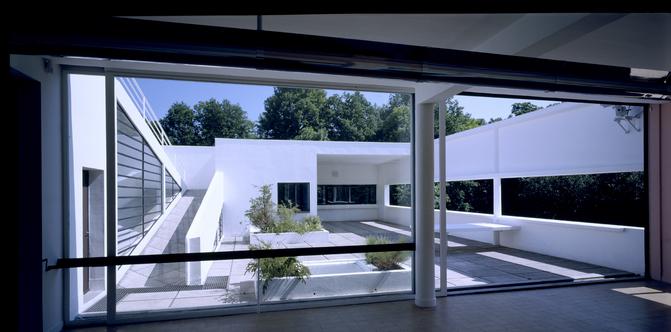 Villa savoye poissy unesco yvelines tourisme for Yvelines sortir