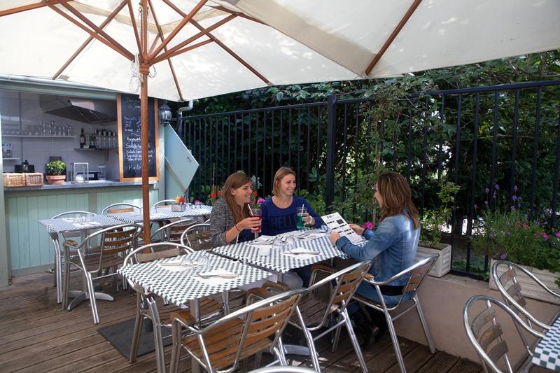 Les meilleurs burgers des yvelines yvelines tourisme for Restaurant jardin yvelines