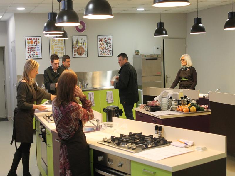 L 39 atelier gourmand cours de cuisine mantes la jolie for Atelier cours de cuisine