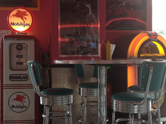 Tommy's diner - Les Clayes sous bois