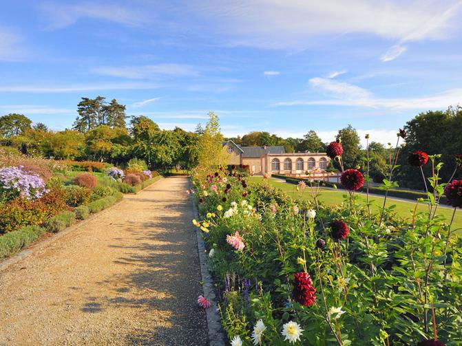 Parc et jardins du ch teau de breteuil choisel for Parc yvelines visiter
