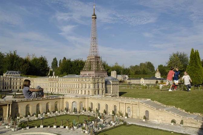 France miniature elancourt yvelines tourisme for Beaux villages yvelines