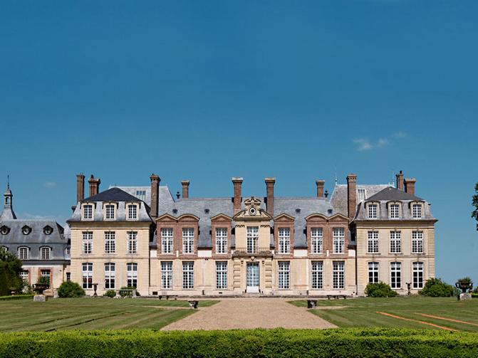 Ch teau de thoiry yvelines tourisme for Yvelines tourisme