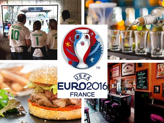 Retransmission des matchs euros 2016 bars et restaurants for Sortir dans les yvelines